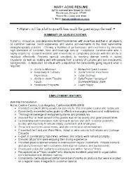 Waitress Resume Sample Skills Best of Waiter Objective Resume Waitress Resume Examples Bartender Waitress