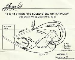 the steel guitar forum view topic wiring diagram for emmons not sure if this will do jerry it s all i found