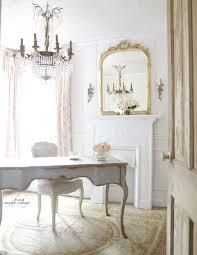 cottage style office. Cottage Style Office Ideas White Furniture Decor Country S
