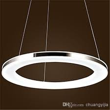 nice round pendant light modern led round acrylic pendant1 light pendant light modern