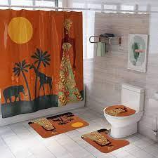2021 africa girl elephant shower