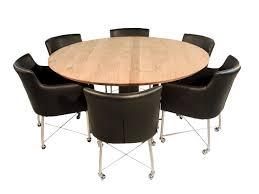 Ronde Uitschuifbare Tafel Ikea Tafel Design
