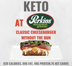 Perkins Calorie Chart Keto At Perkins In 2019 Keto Fast Food Keto Restaurant