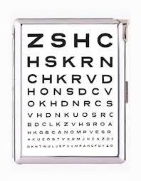 Double Vision Test Chart Pin On Christmas Gifts Idea