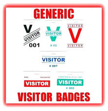 Free Id Badge Template Company Id Card Template Free Download Badge Vertical Identity