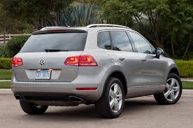 Volkswagen Touareg Recall Information - Autoblog