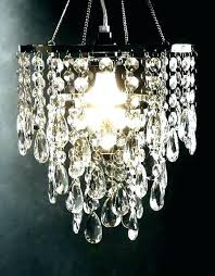 chandelier with plug wonderful in mini pink master bedroom a kitchen chandelier with plug
