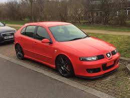 2004 Seat leon Cupra r BAM BREAKING | in Bradwell Common ...
