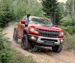 Chevrolet's Ultimate Off-Road Truck Sold Out For 2019 - CarBuzz