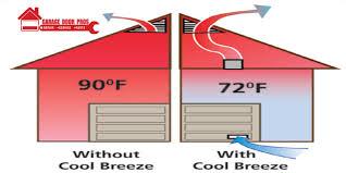 insulated garage door install