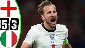 نهائي اوروبا بين ايطاليا وانجلترا 2-1 | مباراة للتاريخ - YouTube