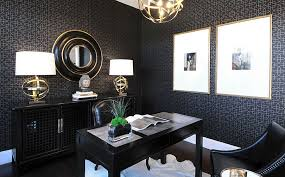 feng shui office decor. view in gallery beautifully lit dark home office design atmosphere interior feng shui decor