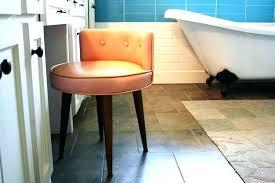vanity chair for bathroom bathroom vanity chairs or stools back to diffe styles of bathroom vanity vanity chair