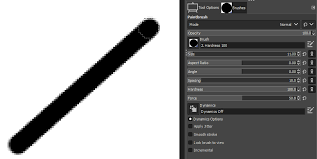 Choose the oval selection tool and draw an oval on your we can add to or subtract from this selection using other selections, by drawing a new selection then holding down shift/ctrl/shift+ctrl and clicking the. How To Draw Straight Lines In Gimp
