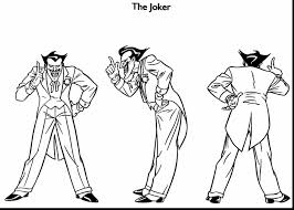 Small Picture Great batman animated series joker coloring pages with joker