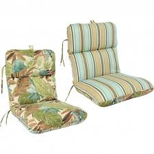 replacement outdoor curtains fabulous patio furniture pads 44 popular of chair with cushion chairs pad multiple pattern choices polyester