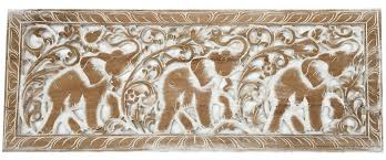 decoration wood carving wall art stylish top 10 best pictures white carved regarding 29 from on white wood cutout wall art with wood carving wall art new tropical home decor carved elephant