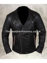 ryan gosling blue valentine leather ultimate er biker motorcycle jacket