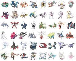 Pokemon Go List of All Available Mega Evolution Pokemon, Shiny Forms  Included