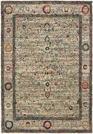 oriental weavers mantra 1905w ivory multi area rug