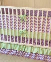 amazing baby girl crib bedding set purple and mint green modern purple and mint crib bedding