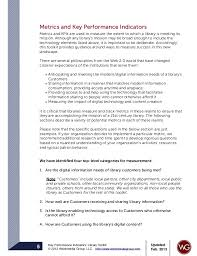 key performance indicators for libraries 5