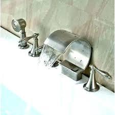 handheld shower head for bathtub bathtub faucet with handheld shower handheld shower head attaches to your handheld shower head for bathtub