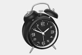 peakeep 4 twin bell alarm clock