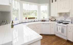 white tile kitchen countertops. Tile-Kitchen-Counter-HAR White Tile Kitchen Countertops