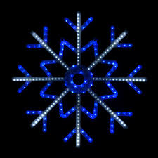 Blue White Outdoor Christmas Lights Details About Blue White Led Flashing Snowflake Outdoor Christmas Light Decoration 98x98cm