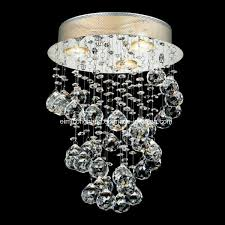 china round crystal chandelier small ceiling lamp for bedroom em4909a china chandeliers lighting chandelier ceiling