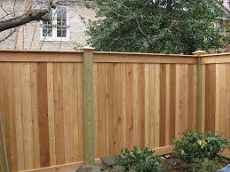 Wood Privacy Fence Design Plans