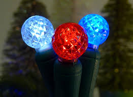 Blue Green Online G12 Led Lights 70 Red White Blue Led Christmas Lights