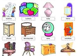 bedroom furniture names.  Bedroom Bedroom Furniture Names In French Vocabulary For