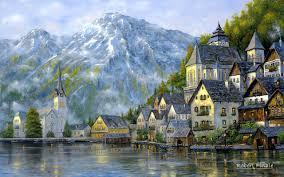 landscape oil paintings of robert finale