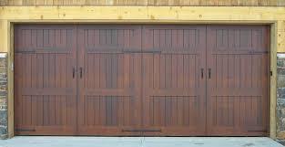 Garage Incredible Wood Garage Doors Design Hi Res Wallpaper Photos