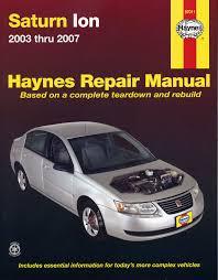 saturn ion 03 07 haynes repair manual haynes manuals enlarge saturn ion