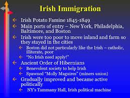 「1849 Potato Famine」の画像検索結果