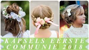 Mooie Kapsels Communie 2018