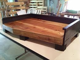 very best diy wood pallet dog bed 50 diy ideas for wood pallet dog beds ez85
