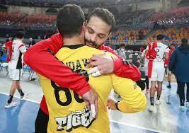 كريم هنداوى حارس المنتخب: مستقبل كرة اليد فى مصر بخير وفخور بكل اللاعبين