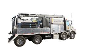 Hydro Excavator Truck Hydro Excavation Trucks Equipment For Sale From Transway