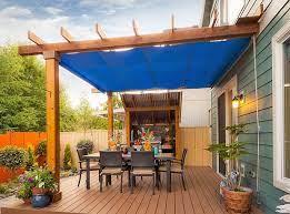 patio shade pergola patio deck