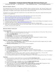 Resume Critique Free Resume Critique Free Resume For Study 59
