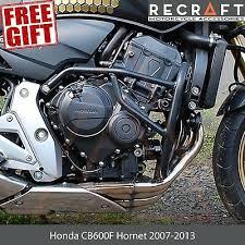 motorcycle luge rear rack reinforced