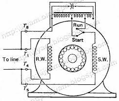 reliance dc shunt motor wiring diagram reliance printable single phase motor wiring diagram capacitor nilza