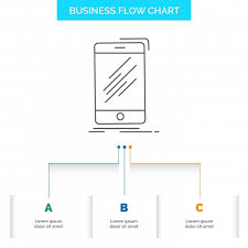 Chart Telephone Device Mobile Phone Smartphone Telephone Business Flow Chart