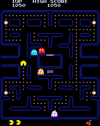 Pac Man Pattern Simple How To Win At PacMan Mental Floss