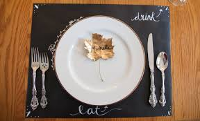Small Picture Thanksgiving Table Decor on a Budget ZING Blog by Quicken Loans