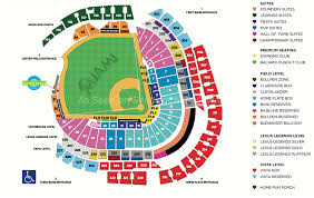 Marlins Seating Chart Marlins Park Miami Fl Seating Chart View